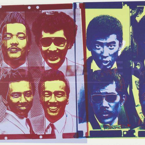 Rats and Star FS IIIB21- Andy Warhol