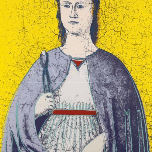 Saint Apollonia F.S. II 333 – Andy Warhol jpg