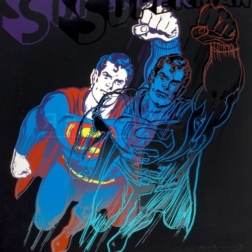 Andy Warhol - Superman F.S. II 260 jpg