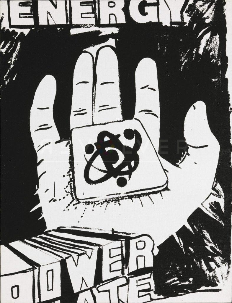 Andy Warhol - Energy Power jpg