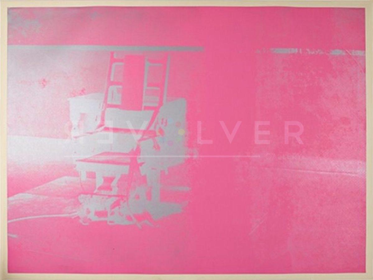 Andy Warhol - Electric Chairs FS Andy Warhol - Electric Chairs FS II75 jpg