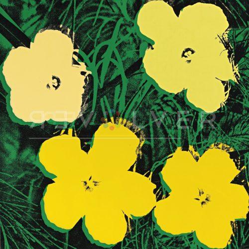 Andy Warhol – Flowers FS II72 jpg