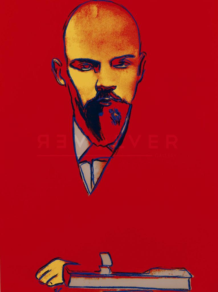 Andy Warhol - Lenin F.S. II 403 jpg