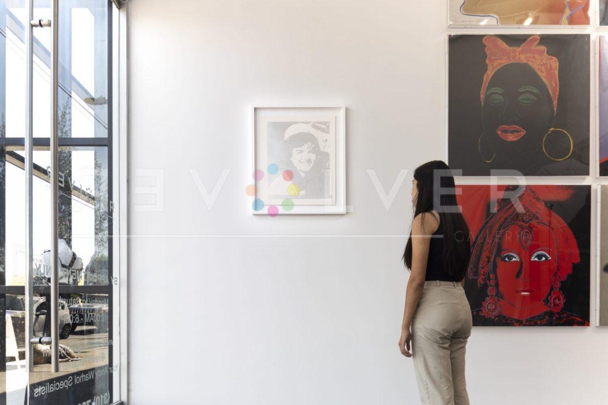 Andy Warhol - Jackie Kennedy I 13