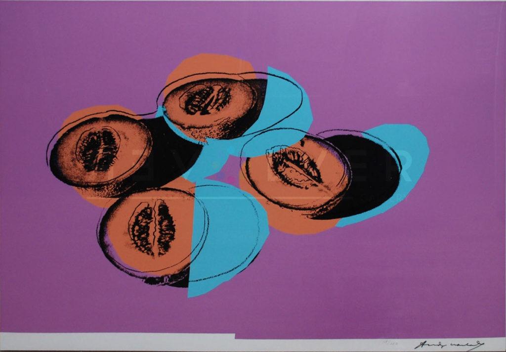 Andy Warhol - Cantaloupes FS II.198 jpg