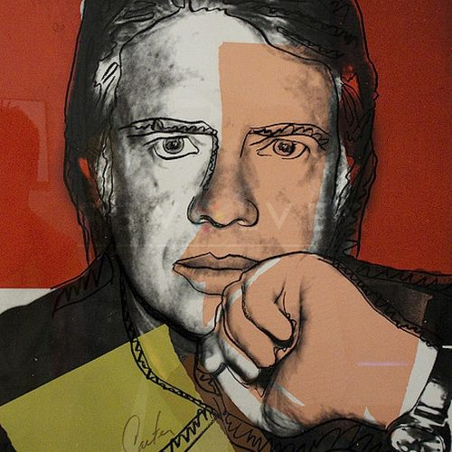 Andy Warhol – Jimmy Carter F.S. II 150 jpg