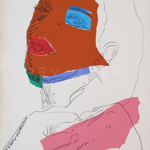 Andy Warhol - Ladies and Gentlemen FS II127 jpg
