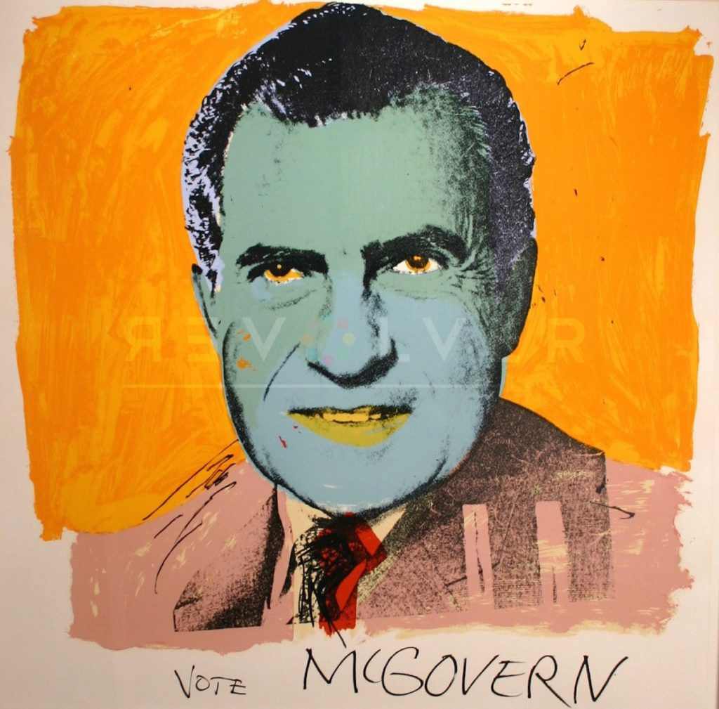 Andy Warhol - Vote McGover FS II.84 jpg