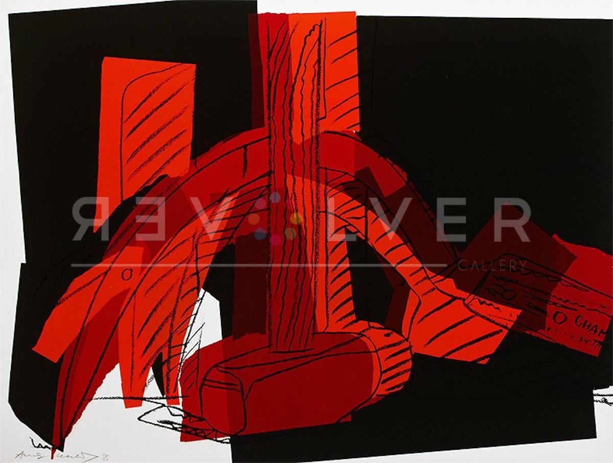 Andy Warhol - Hammer and Sickle FS-II-161 jpg