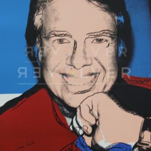 Andy Warhol – Jimmy Carter