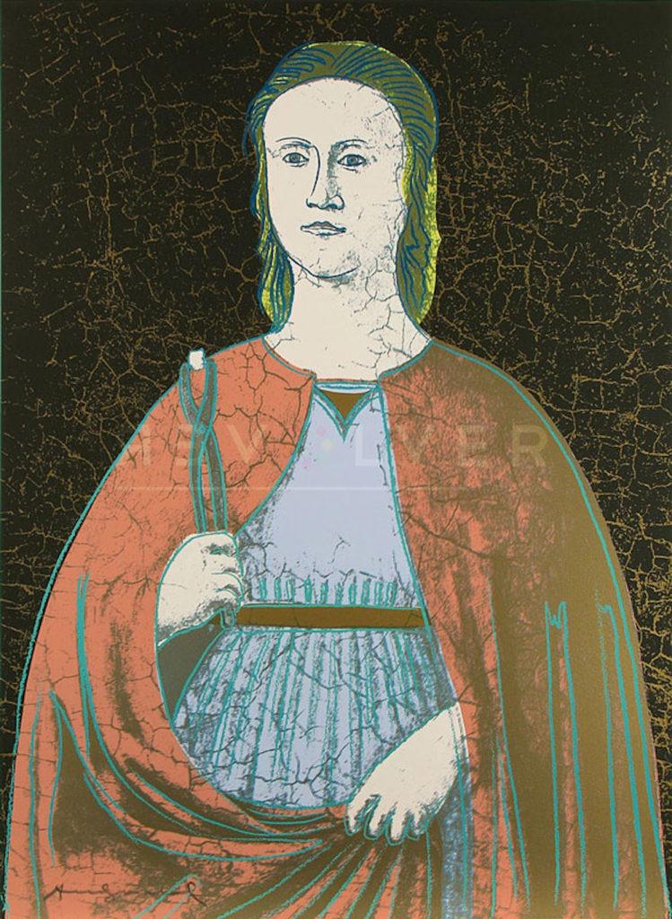 Andy Warhol - Saint Apollonia F.S. II 331 jpg