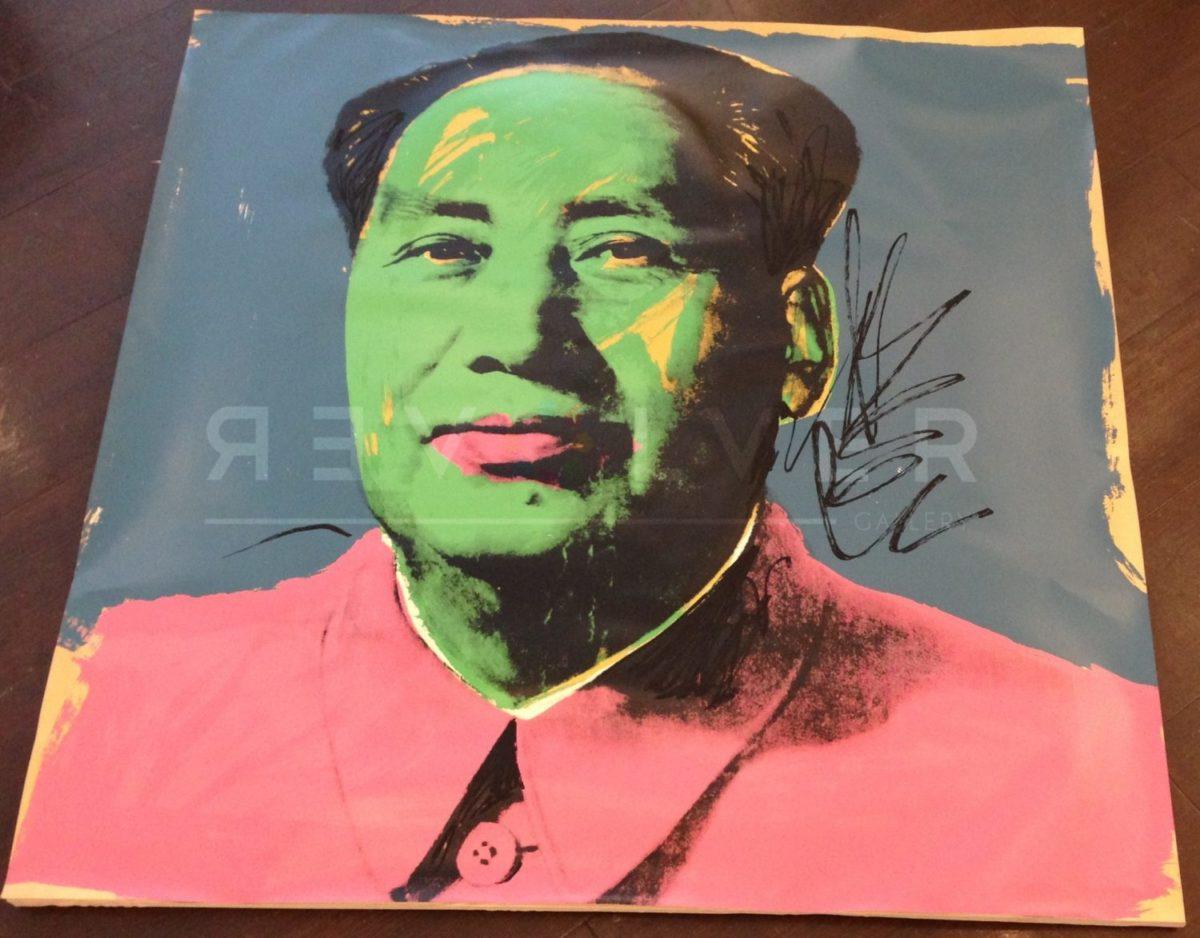 Andy Warhol - Mao F.S. II 93 jpg