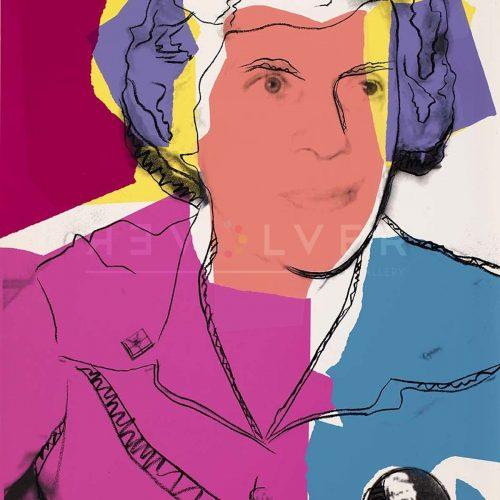 Andy Warhol – Lillian Carter F.S. II 153 jpg