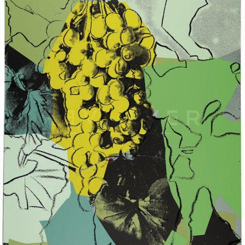 Andy Warhol – Grapes F.S. II 191 jpg