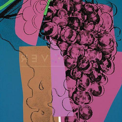 Andy Warhol – Grapes F.S. II 192 jpg