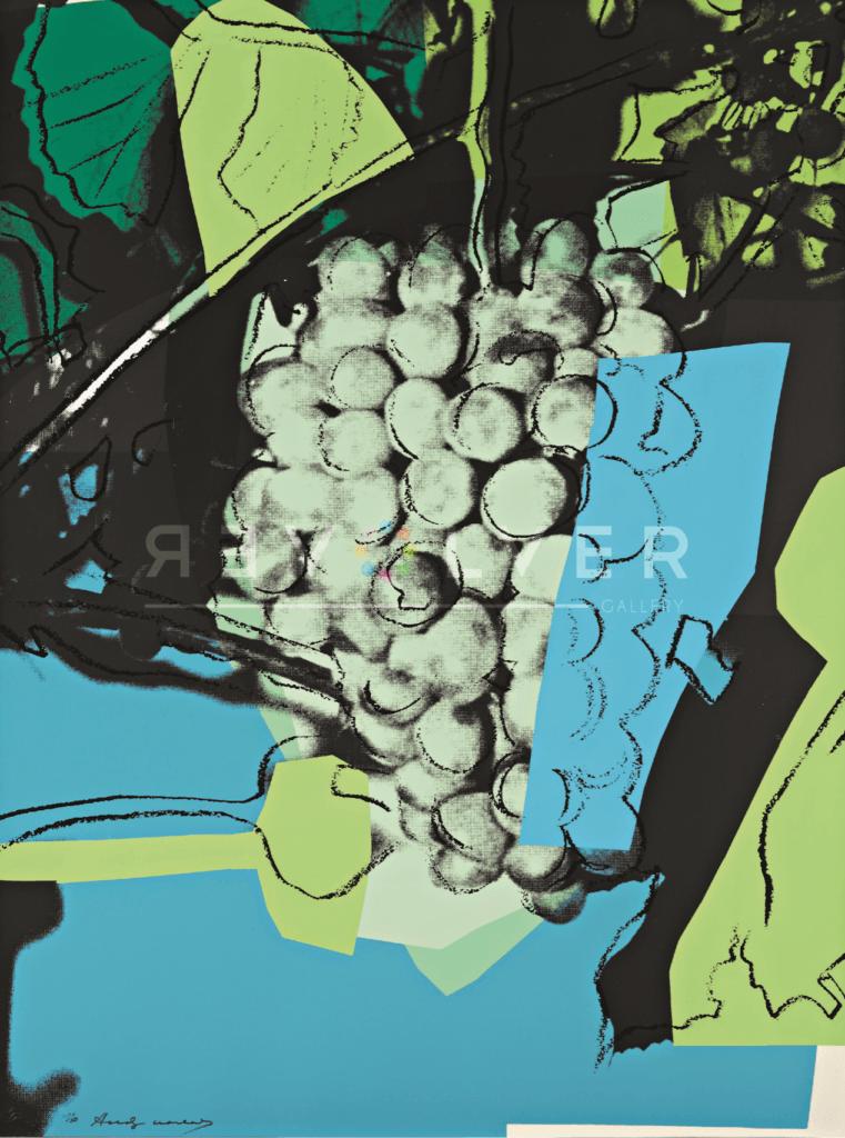 Andy Warhol - Grapes F.S. II 193 jpg