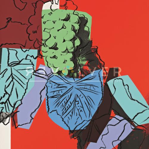 Andy Warhol – Grapes F.S. II 194 jpg
