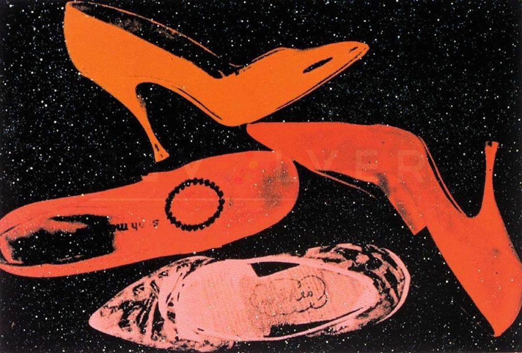 Andy Warhol - Shoes F.S. II 253 jpg