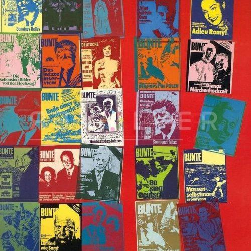 Andy Warhol – Magazine and History F.S. II 304A jpg