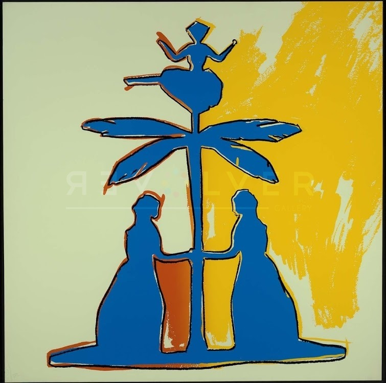 Andy Warhol - Hans Christian Andersen F.S. II 395 jpg