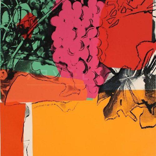 Andy Warhol – Grapes F.S. II 190 jpg