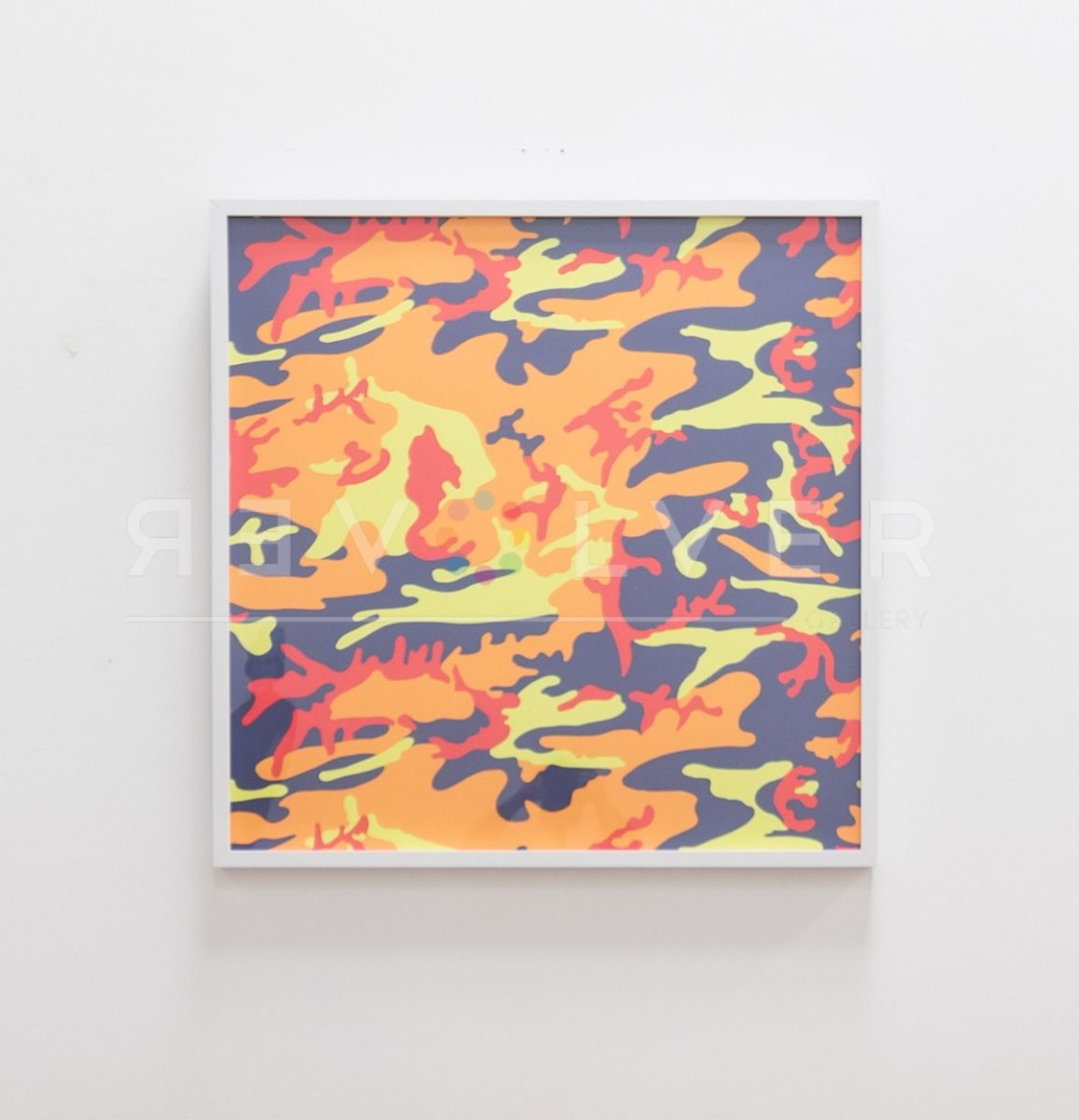 Andy Warhol - Camouflage 412