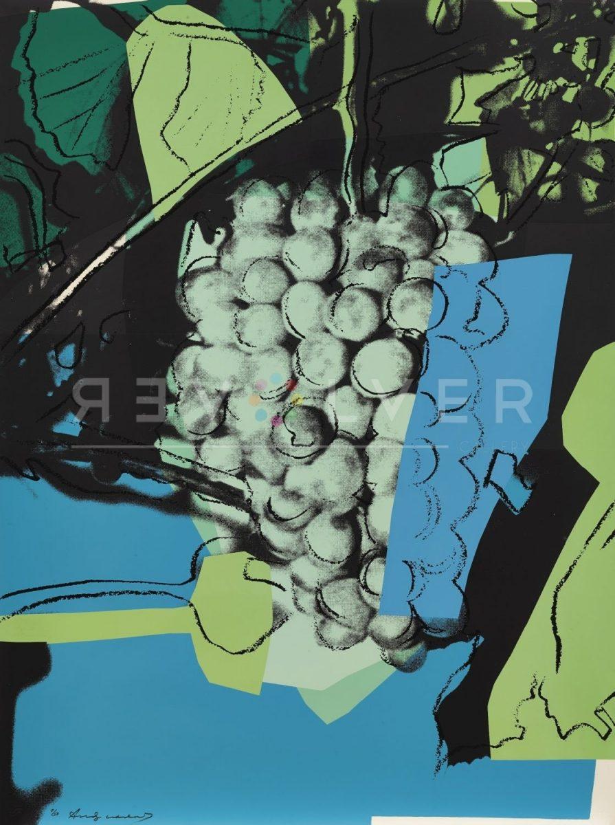 Andy Warhol - Grapes F.S. II 193