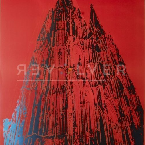 Andy Warhol – Cologne cathedral 361 jpg