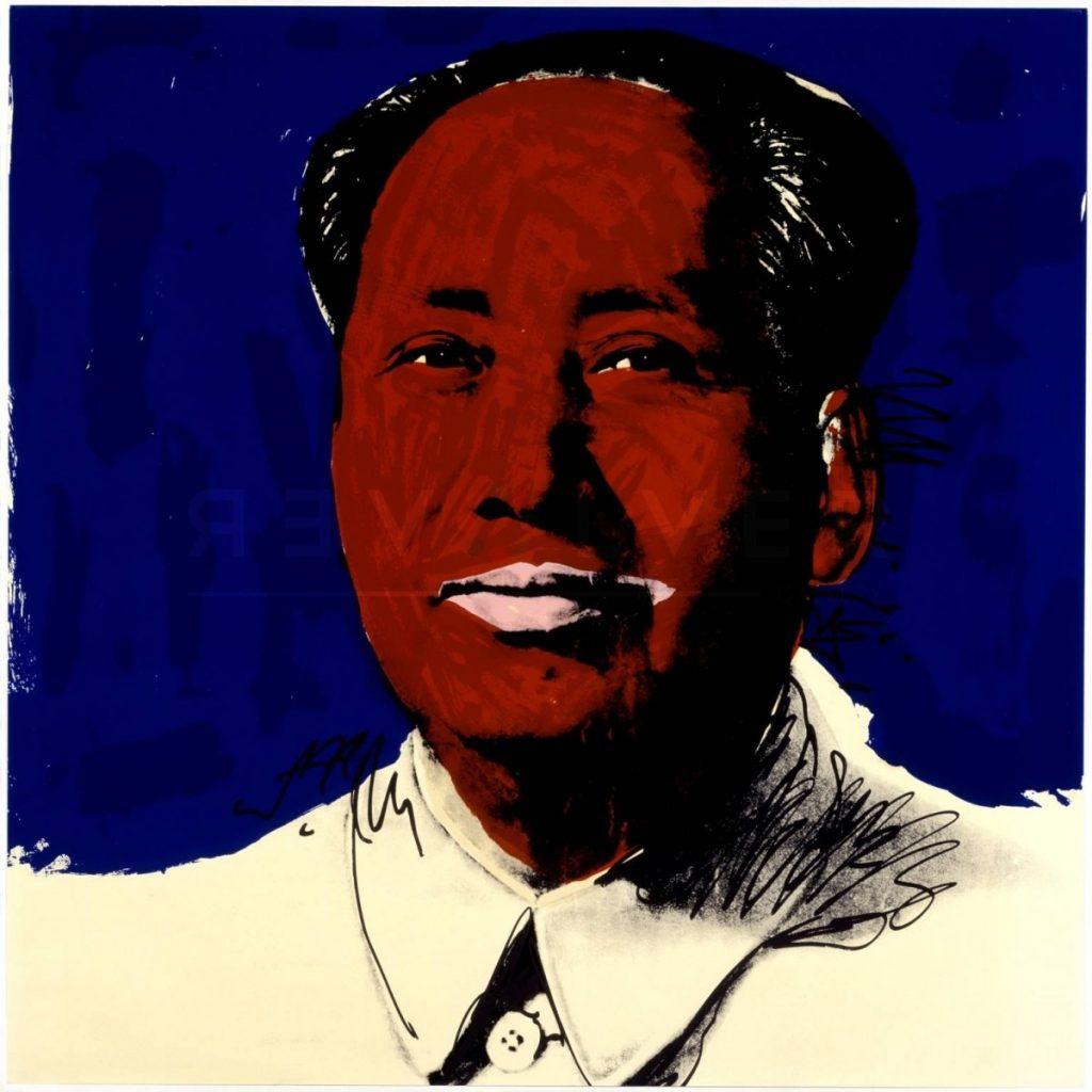 Andy Warhol - Mao 98