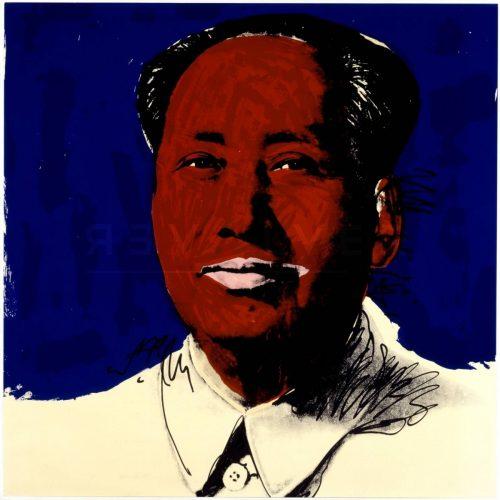 Andy Warhol – Mao 98