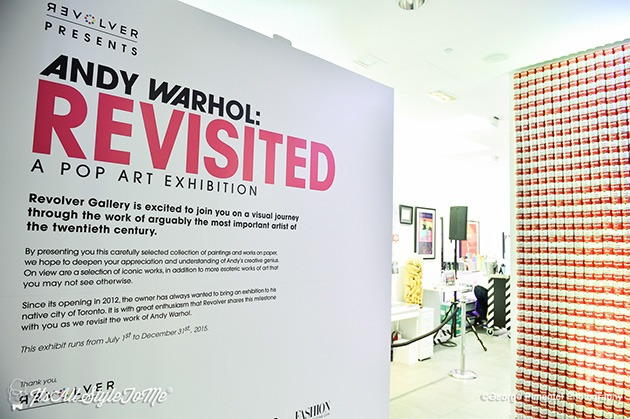 Warhol Revisited by Revolver