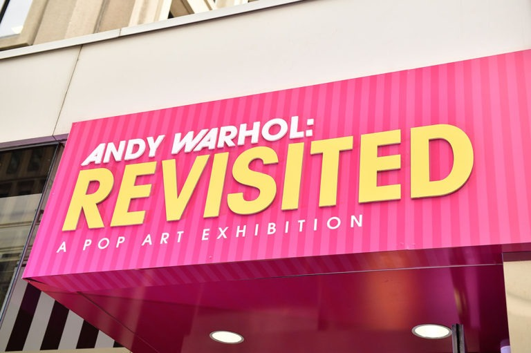 Andy Warhol Revisited Toronto
