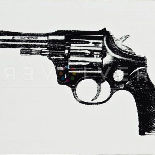 Warhol Gun Painting