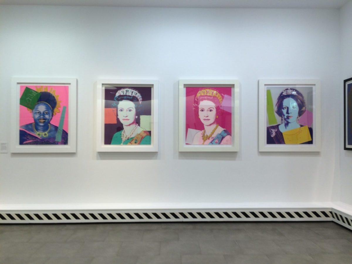 Warhol Queens