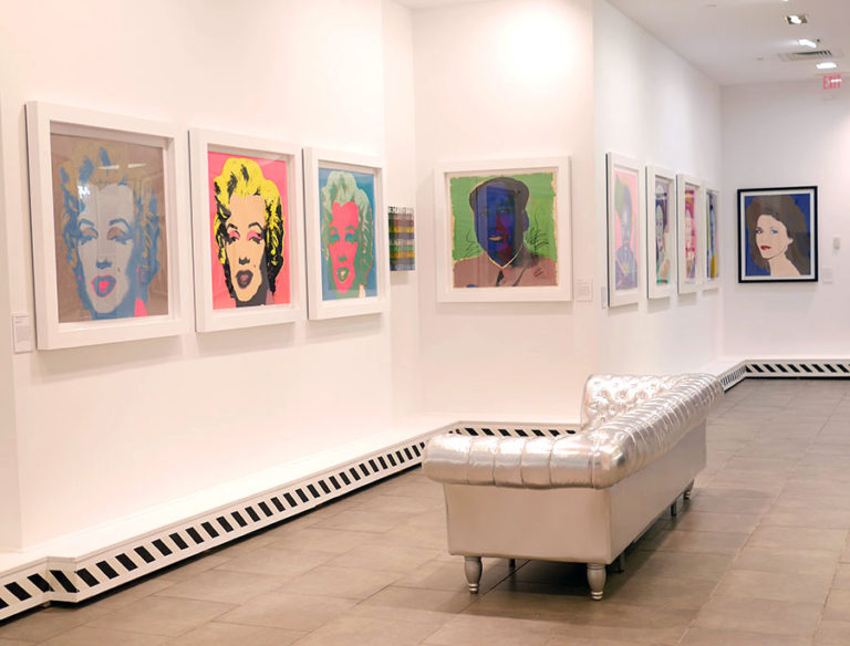 Warhol Revisited Toronto