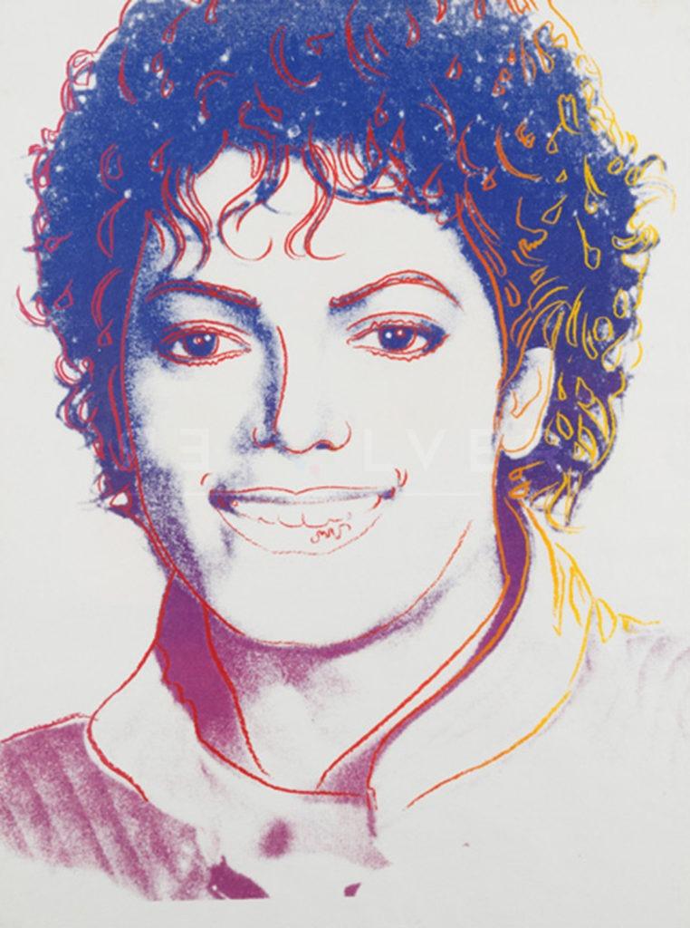 Warhol Michael Jackson