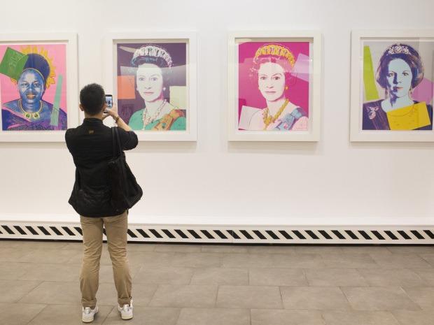 Queens Warhol