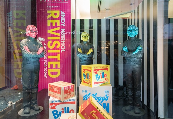 Andy Warhol Exhibition Opens in Toronto