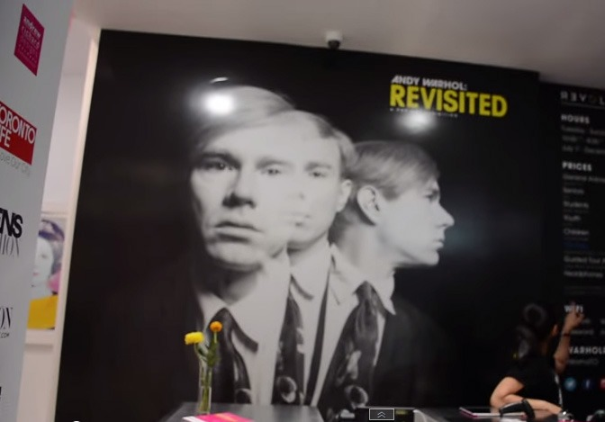 Warhol Gay Toronto