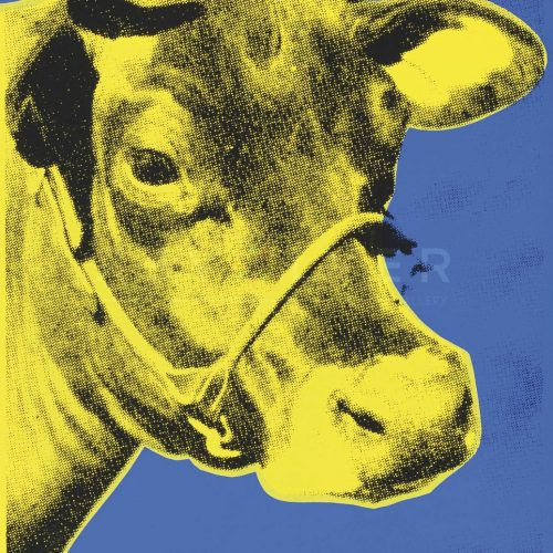 Andy Warhol Cow II.12