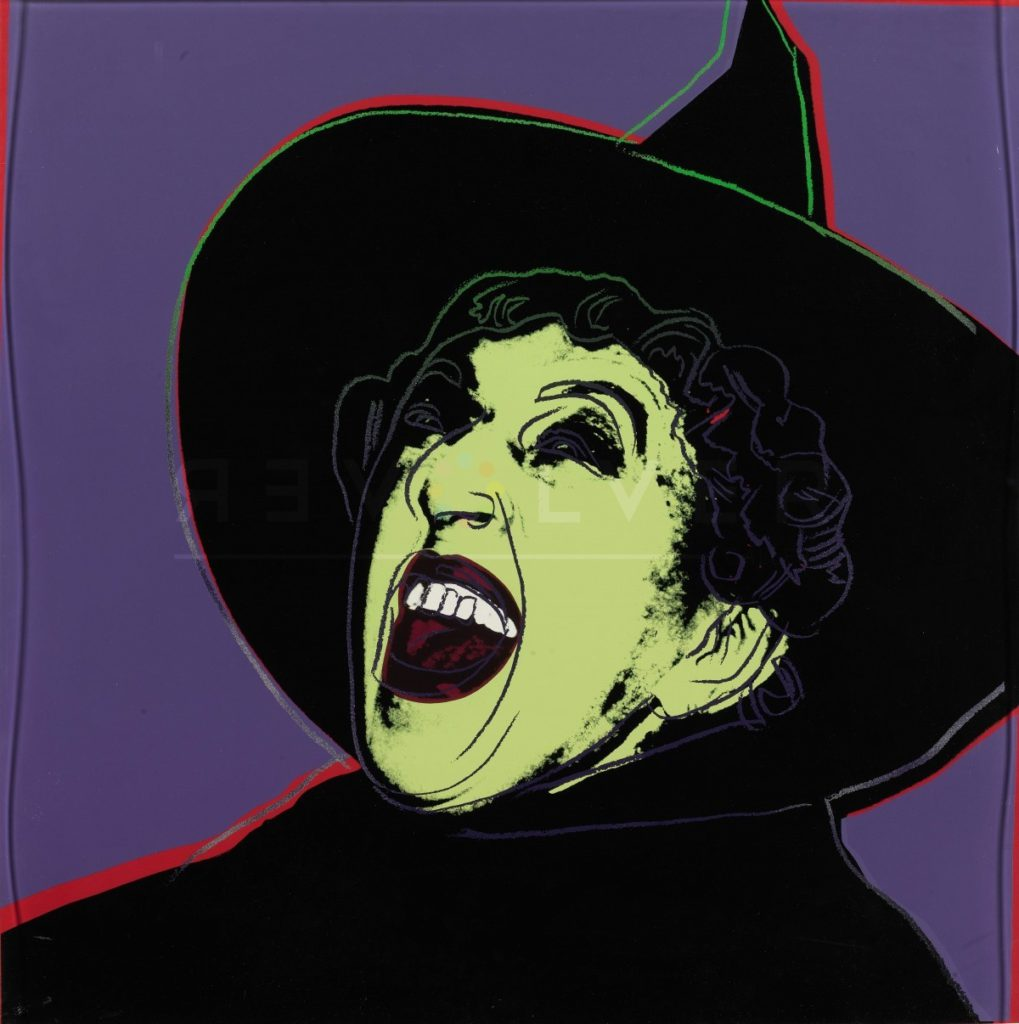 Andy Warhol - The Witch F.S. II 261 jpg