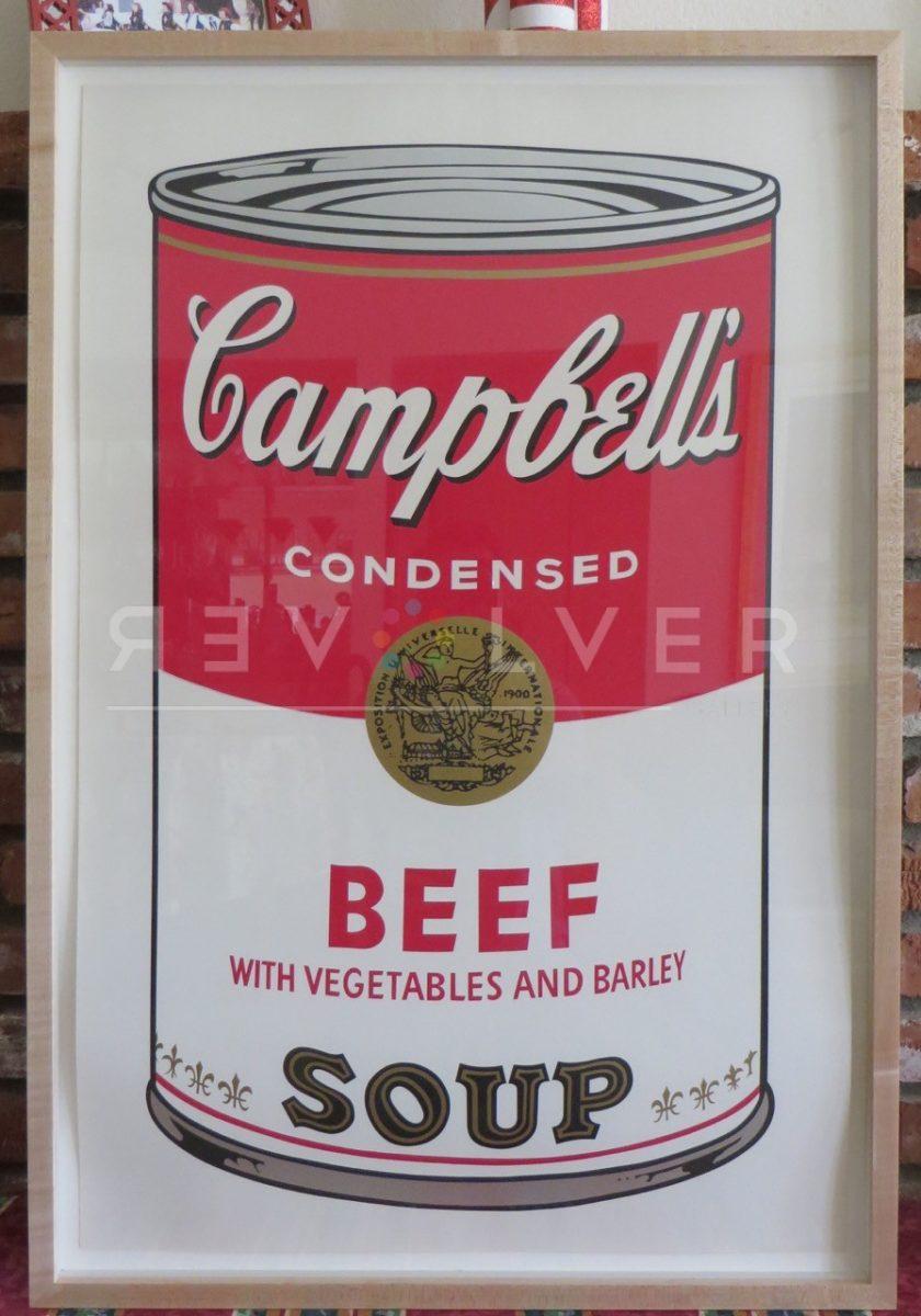 Andy Warhol - Beef Soup_FS II.49 jpg