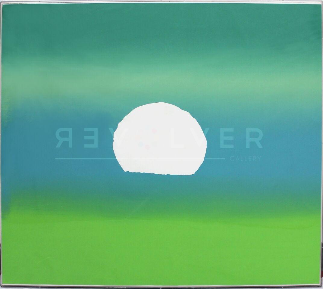 Andy Warhol - Sunset (Green) TP F.S. II 85 jpg