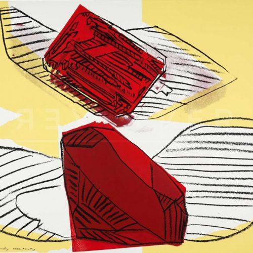 Andy Warhol – Gems F.S. II 187 jpg