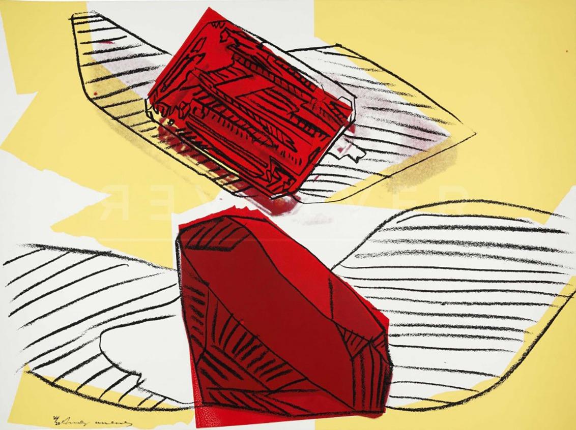 Andy Warhol - Gems F.S. II 187 jpg