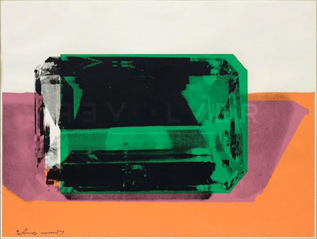 Andy Warhol - Gems F.S. II 188 jpg