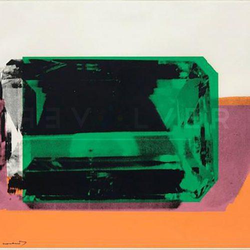 Andy Warhol – Gems F.S. II 188 jpg
