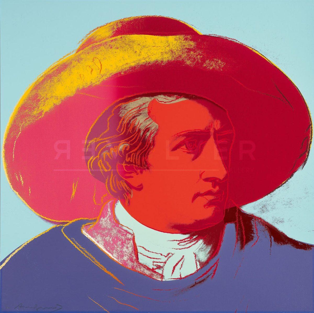 Andy Warhol - Goethe F.S. II 271 jpg