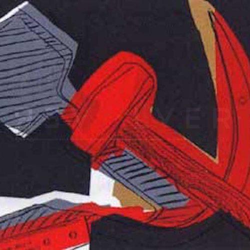 Andy Warhol – Hammer and Sickle F.S. II 164 jpg