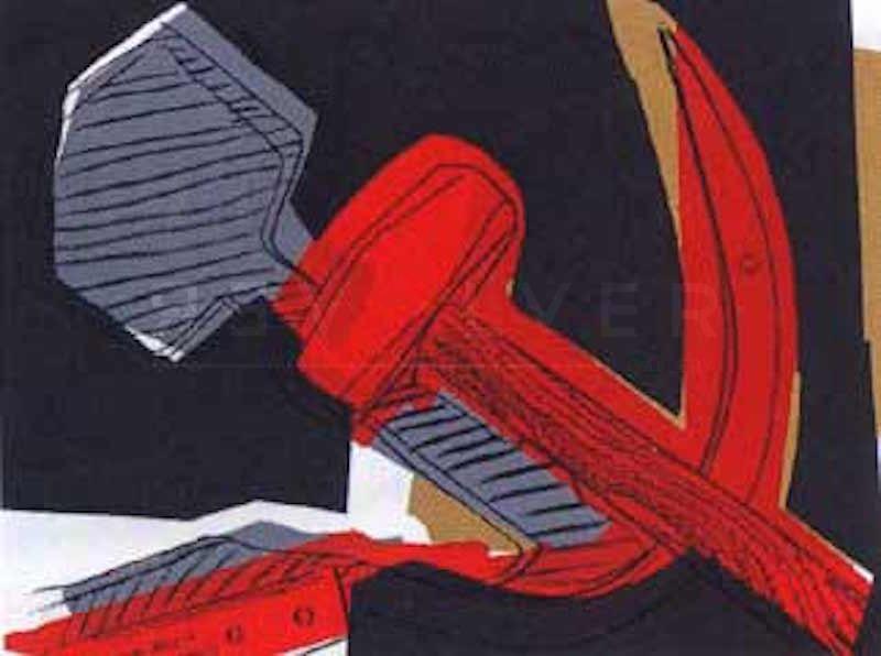 Andy Warhol - Hammer and Sickle F.S. II 164 jpg